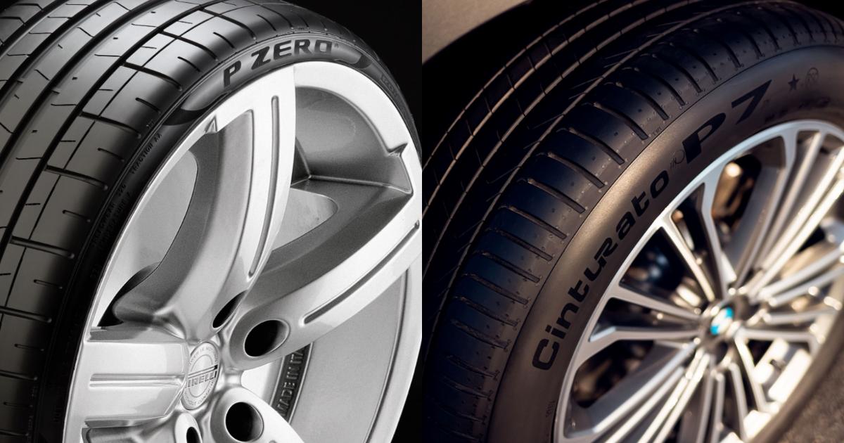 Anvelope Pirelli- Echipare Originala Pentru BMW