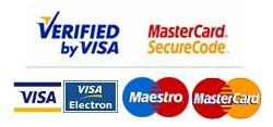 modalitati plata prin card Visa Maestro MasterCard