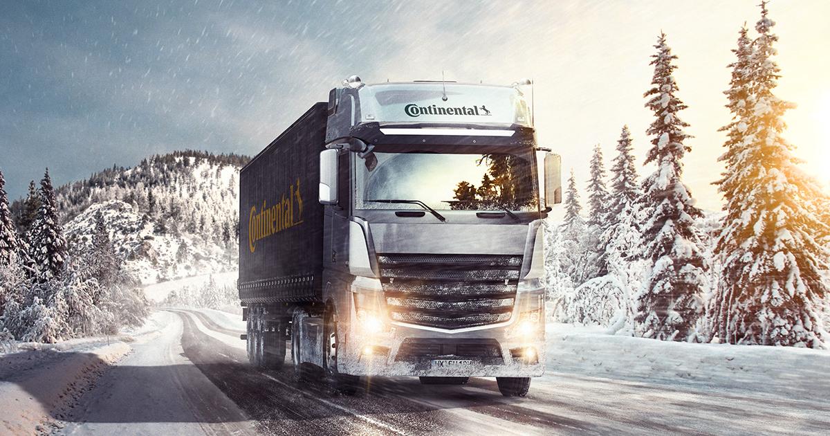 Lansare Anvelope Continental Conti Scandinavia - Generatia 3