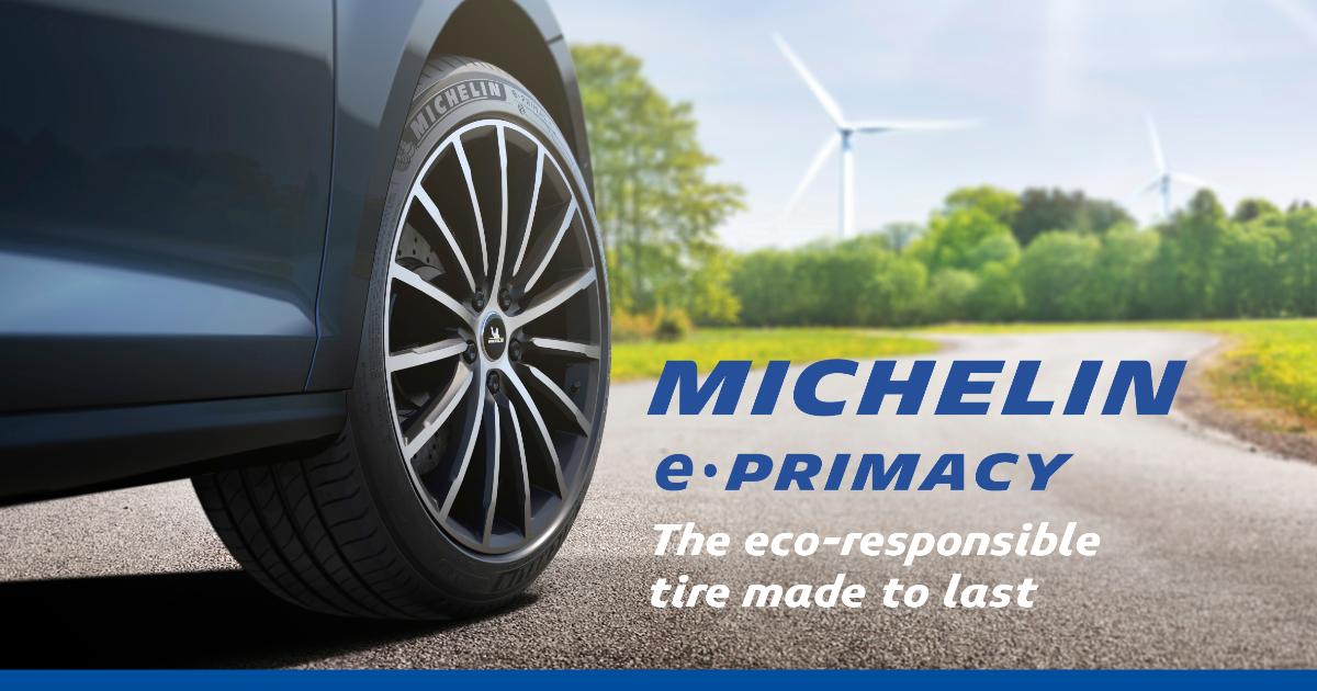 Lansare Anvelope Vara Michelin E.Primacy
