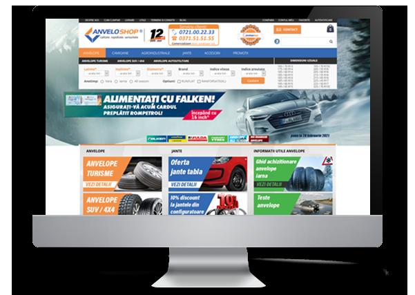 Magazin online anveloshop.ro